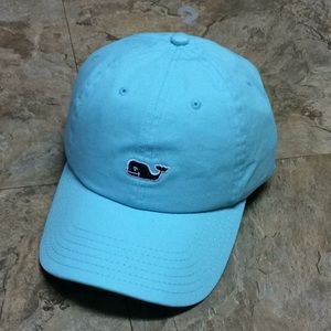Vineyard Vines whale logo baseball hat NWT!